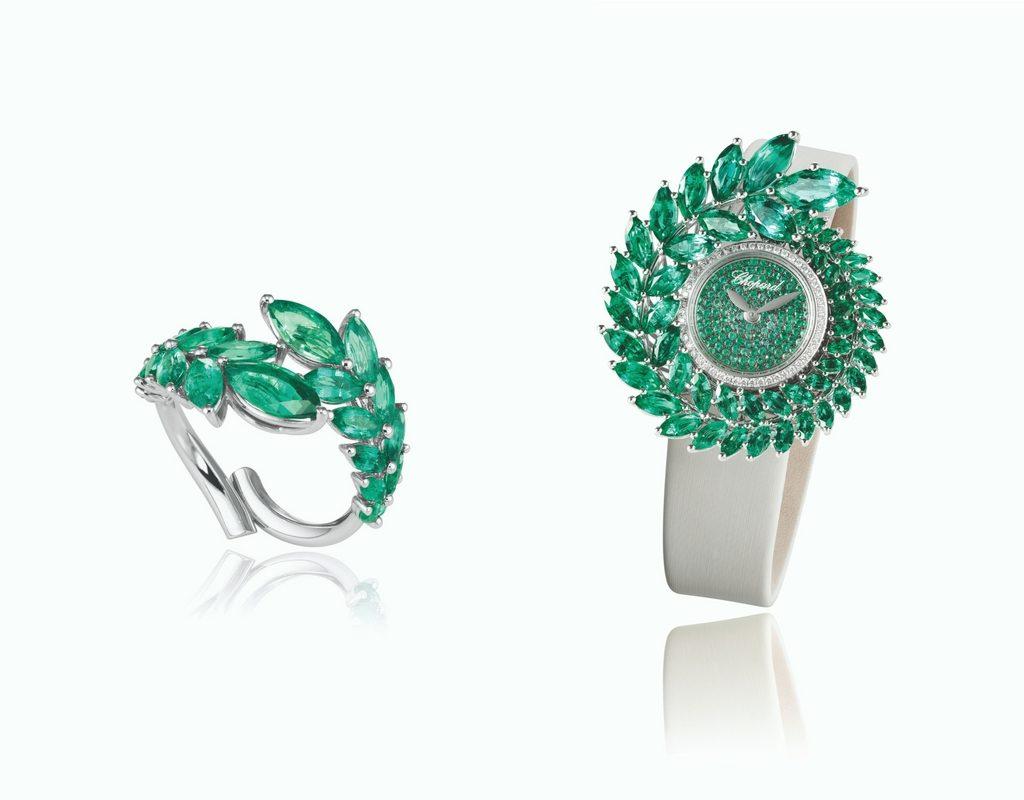chopard-green-carpet-earrings-watch