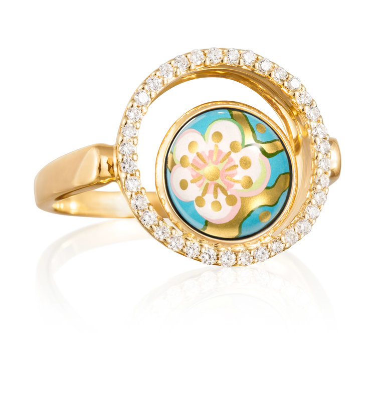 Vincent van Gogh inspired jewellery by FREYWILLE