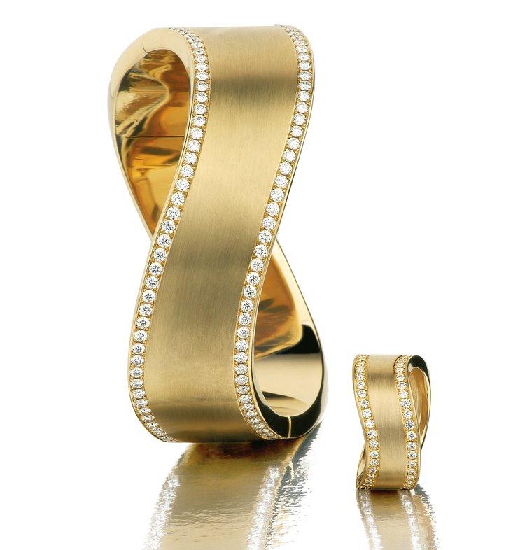 Matthia's and Claire jewellery- dreams bangle