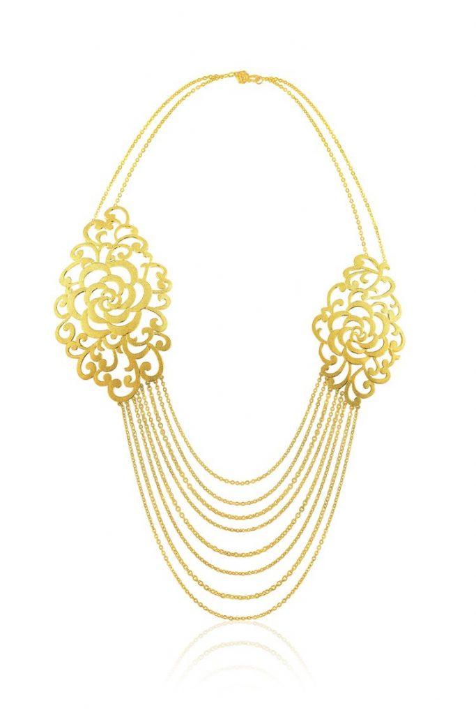 Chiense Bridal jewellery