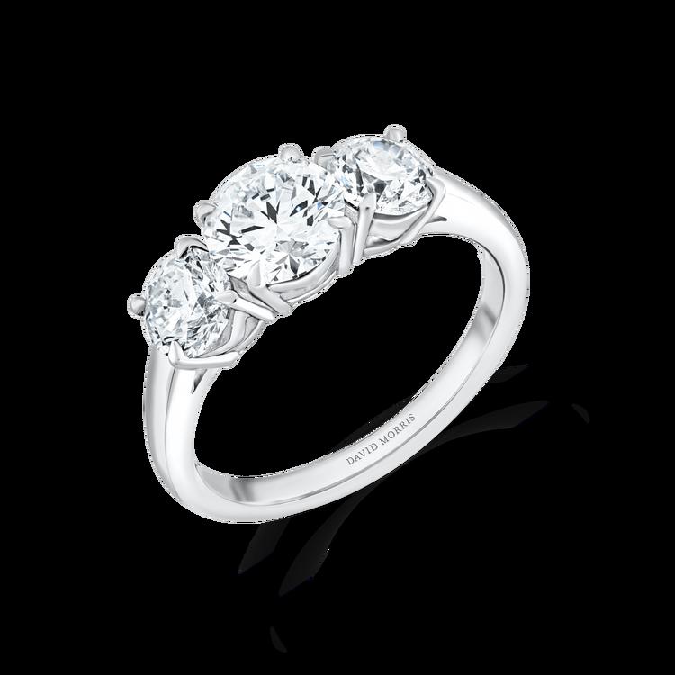 diamond ring bridal
